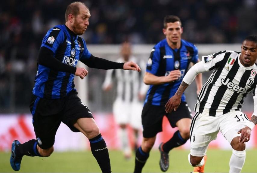 Juventus-Atalanta-Coppa Italia