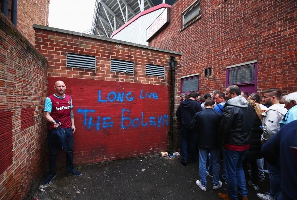 West Ham United v Manchester United - Pr