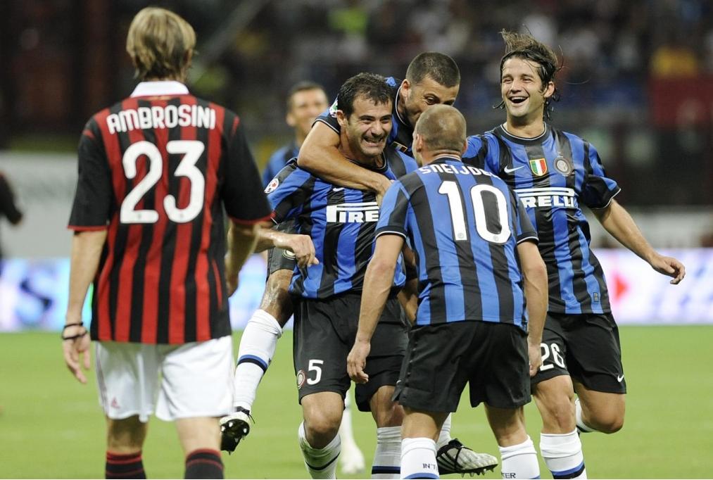 Milan-Inter 29 agosto 2009