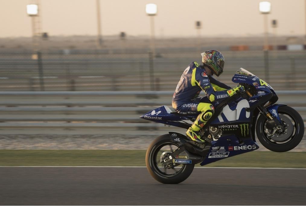 Valentino Rossi-Qatar