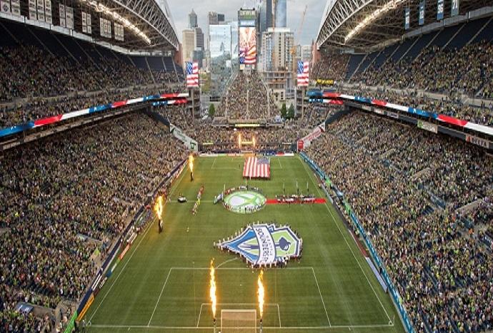 Uno stadio della MLS