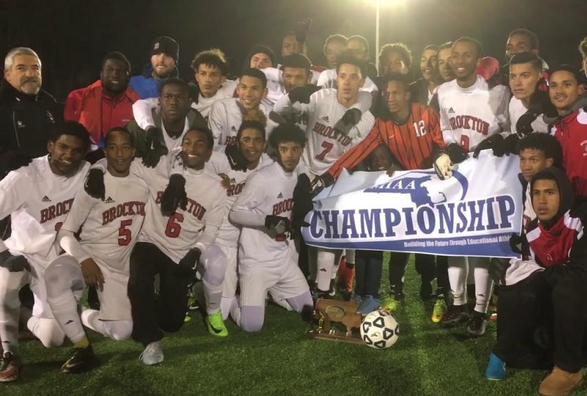 Brockton High campione del Massachusetts