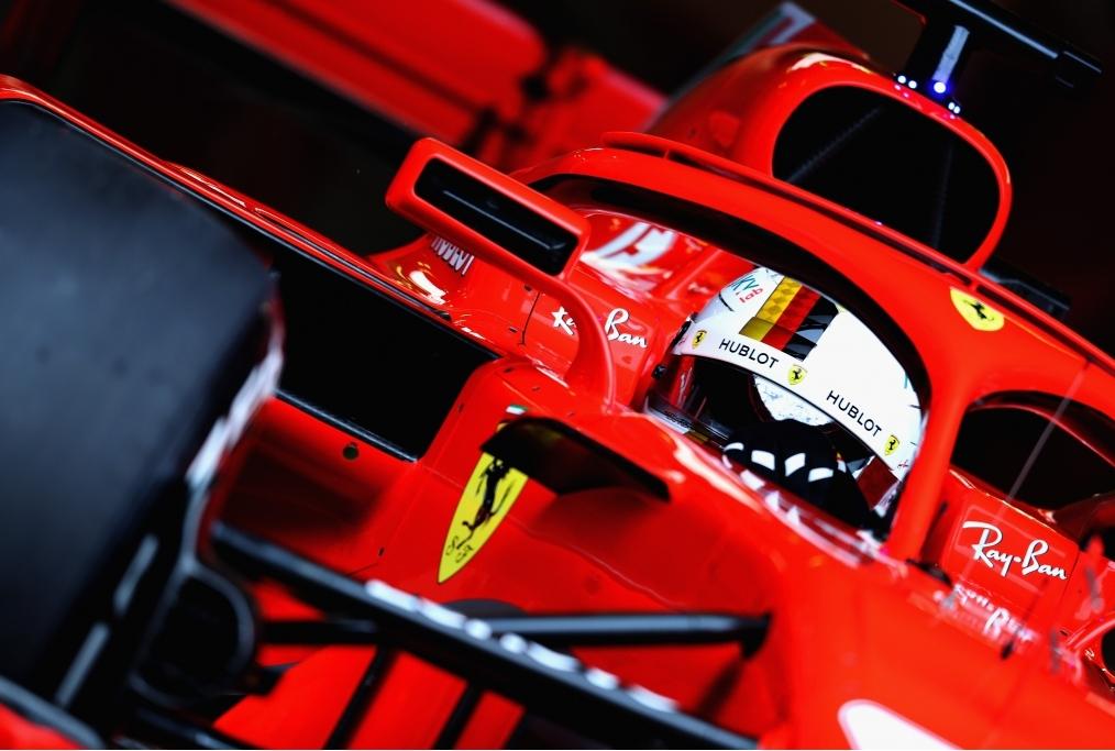 Melbourne - Sebastian Vettel
