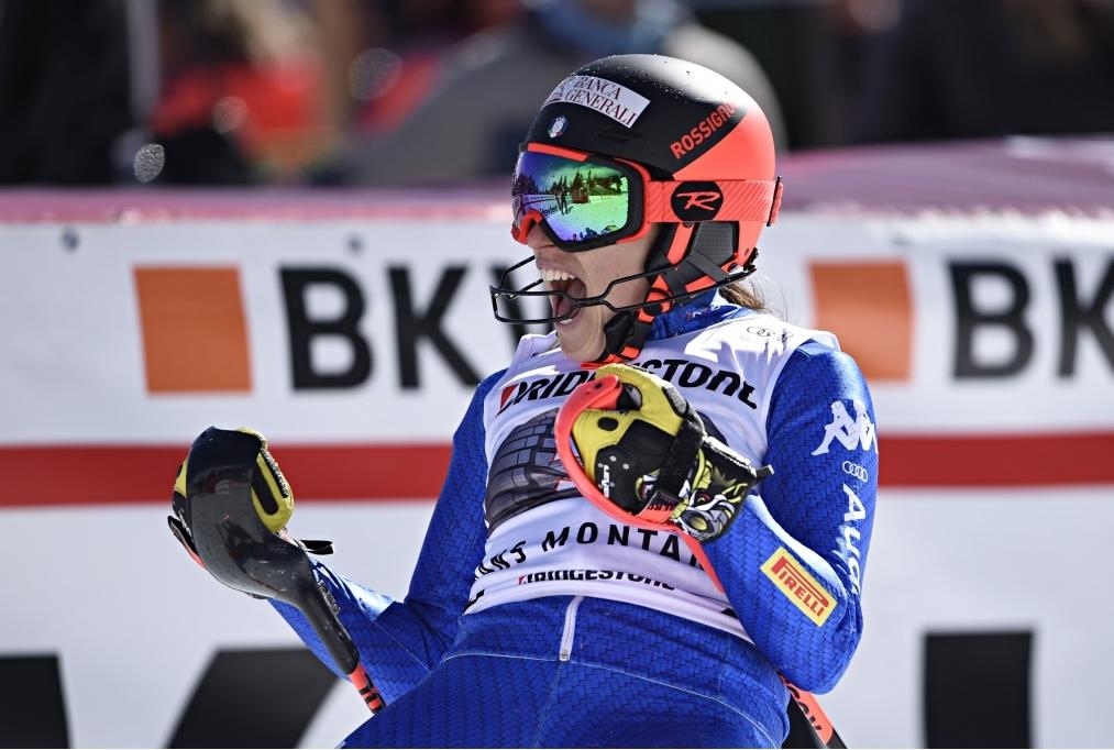 Audi FIS Alpine Ski World Cup - Womens C