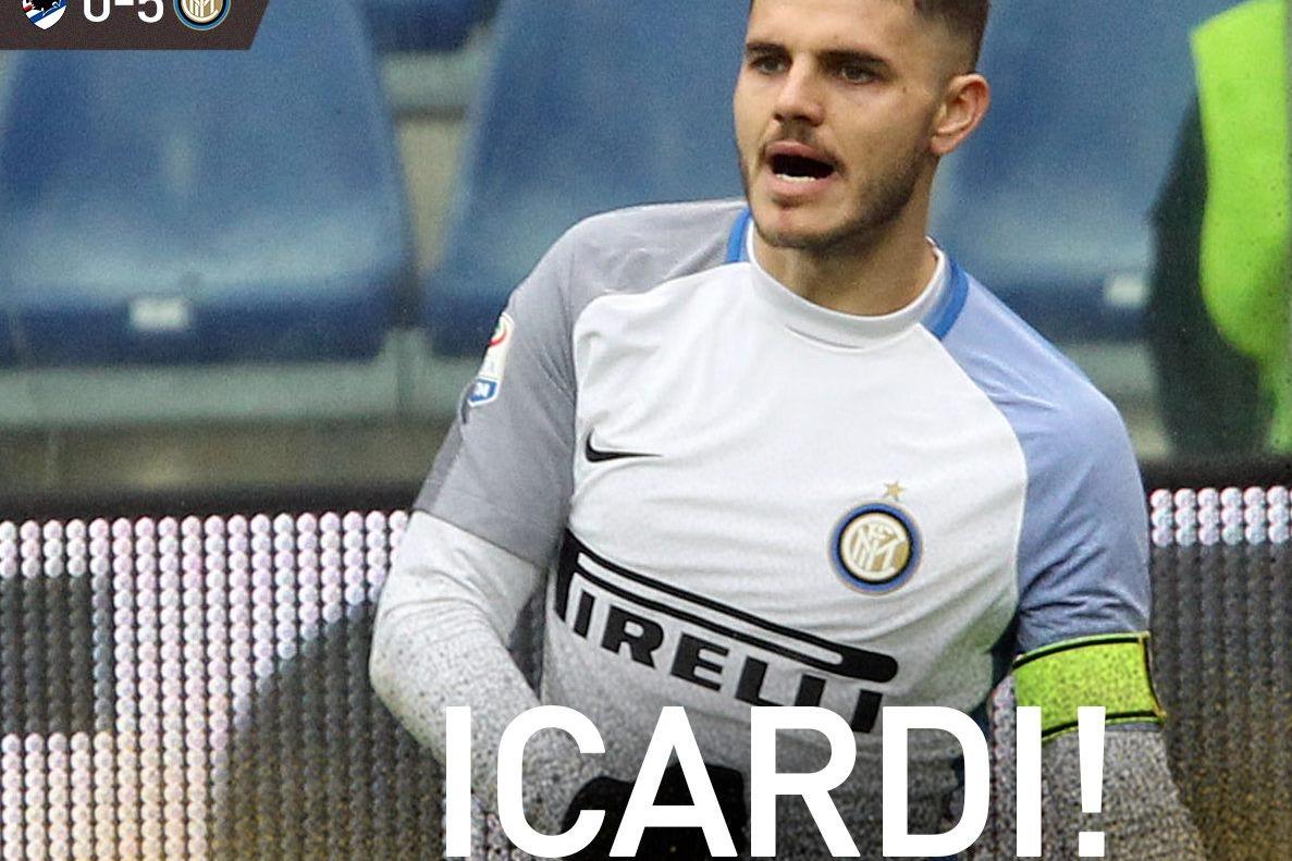 Mauro Icardi capitano dell Inter
