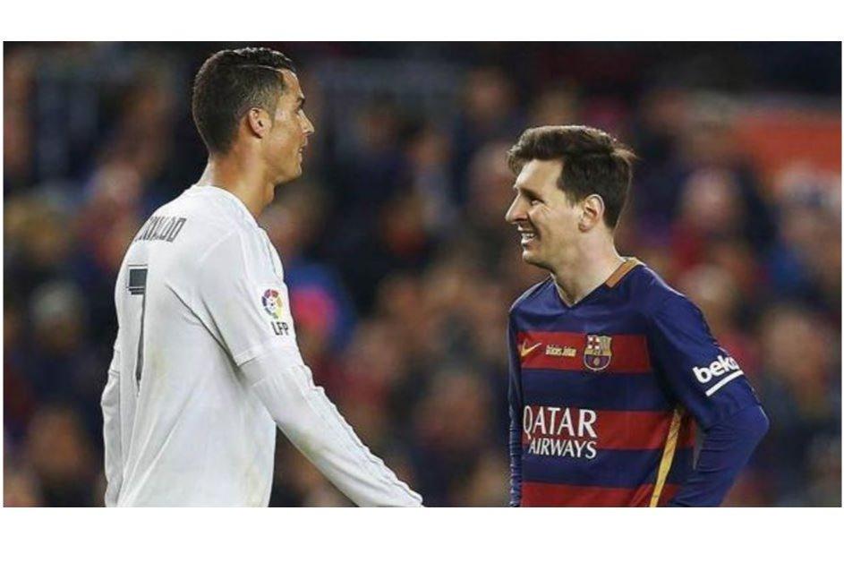 Messi -CR7