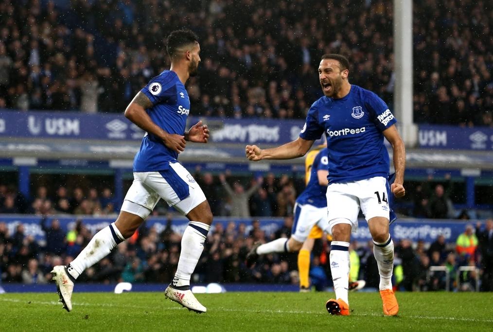 Everton v Brighton and Hove Albion - Pre
