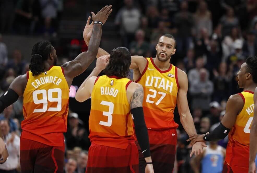 Utah Jazz Gara-4 vs OKC