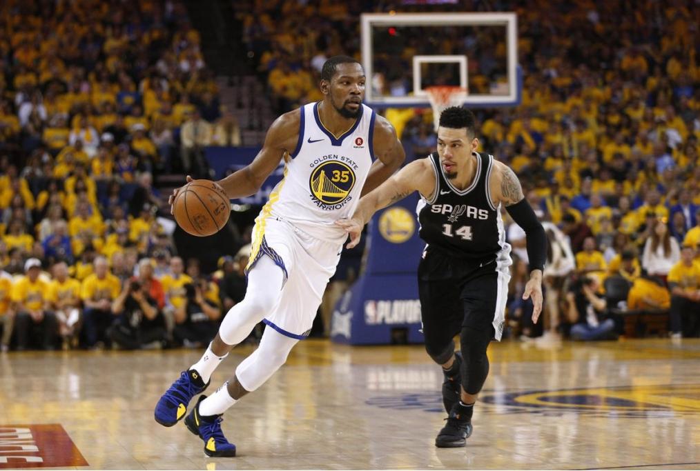 Kevin Durant vs Spurs 14042018