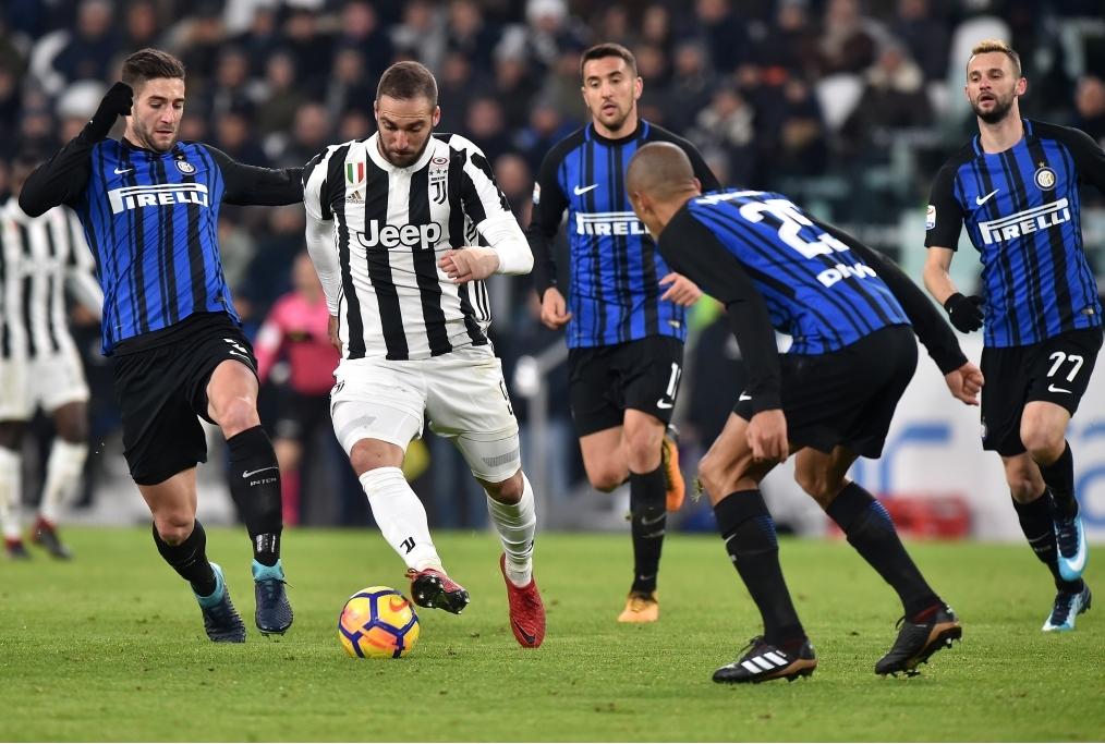 Juventus e Inter