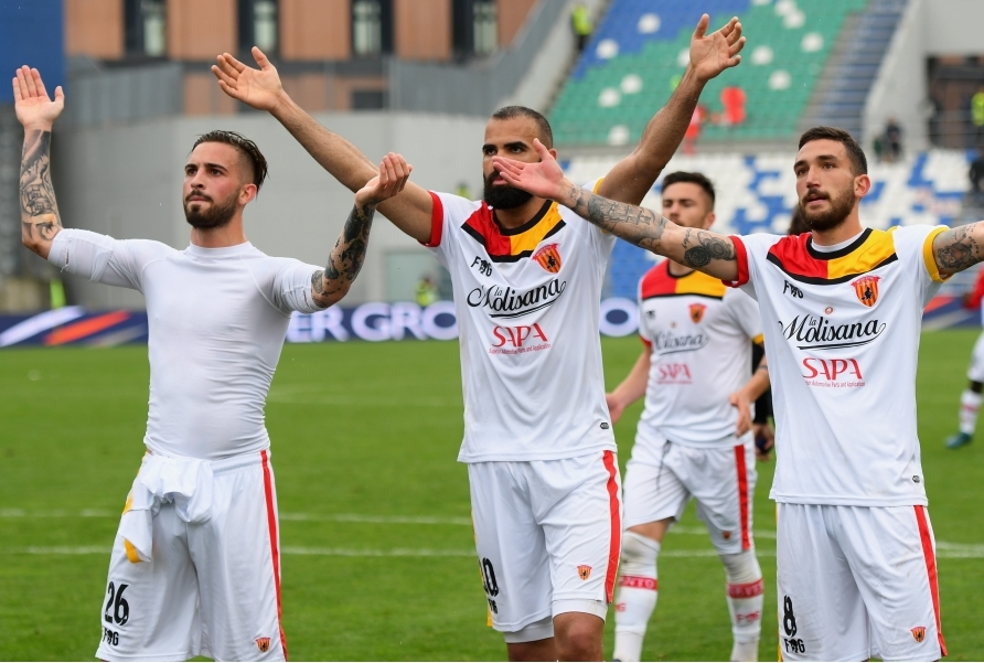 US Sassuolo v Benevento Calcio - Serie A