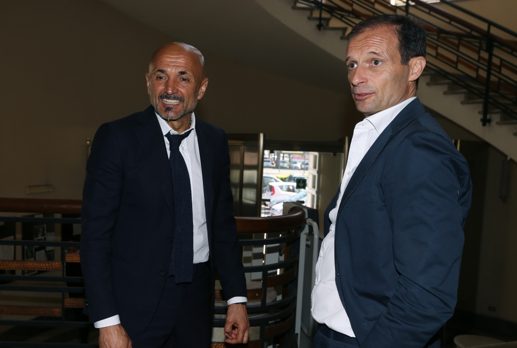 FIGC Meeting At Italian Olympic Committe