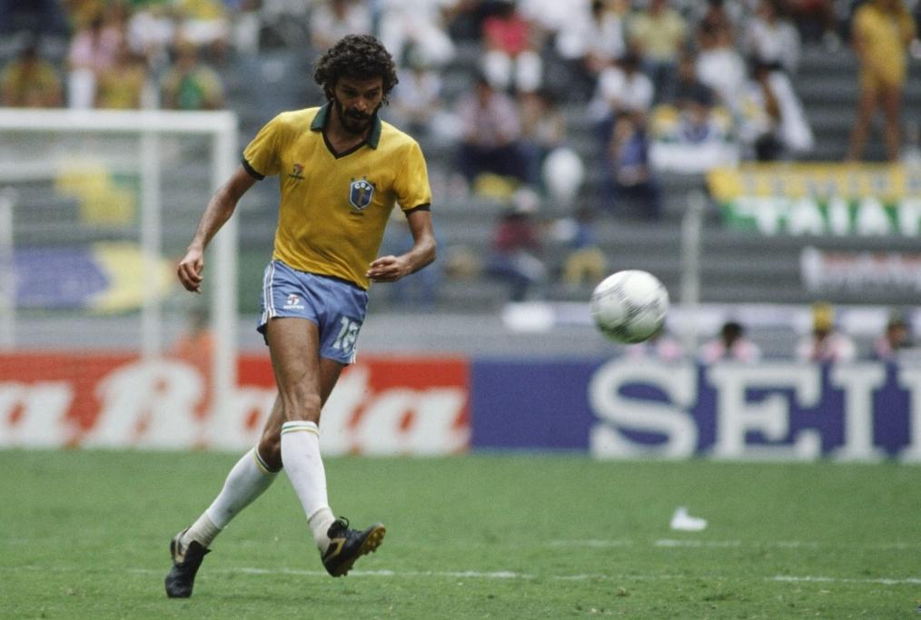 Fussball WM 1986 in Mexiko BRA - POL 40