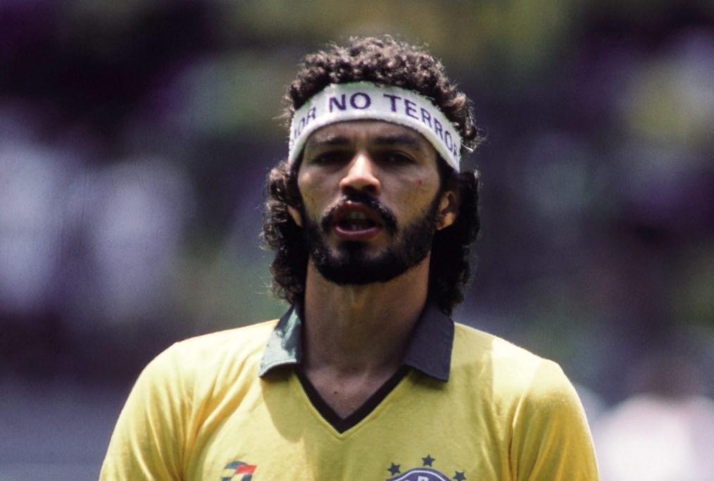 Fussball WM 1986 in Mexiko