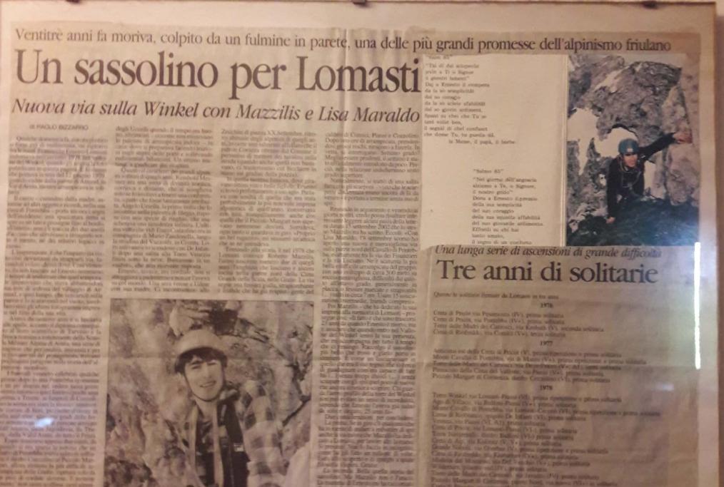 I giornali qualche anno dopo