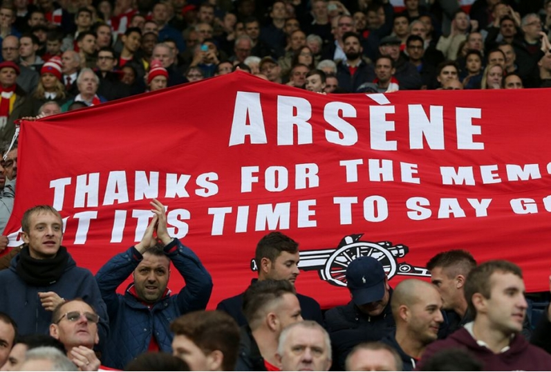 Wenger-out