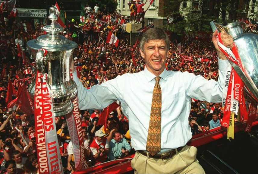 Wenger-trophies