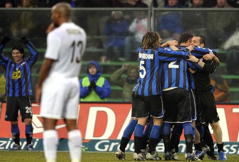Atalanta Inter 3-1