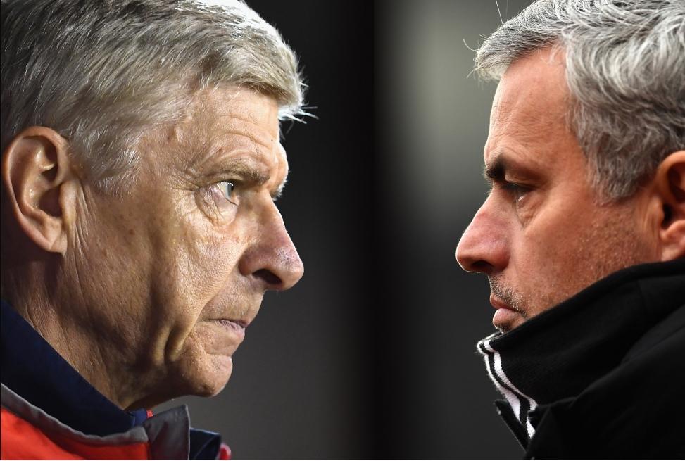 Arsenal v Manchester United - Premier Le