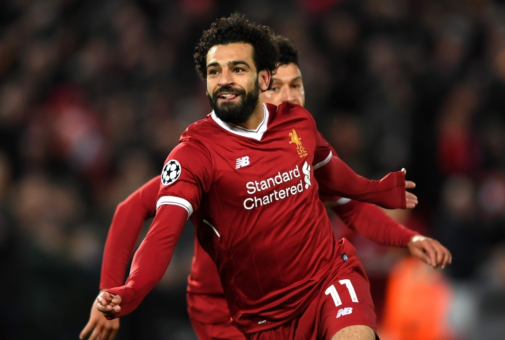 Liverpool v Manchester City - UEFA Champ