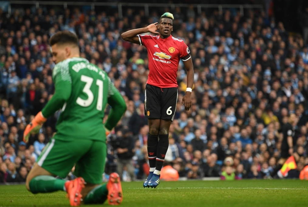 Manchester City v Manchester United - Pr