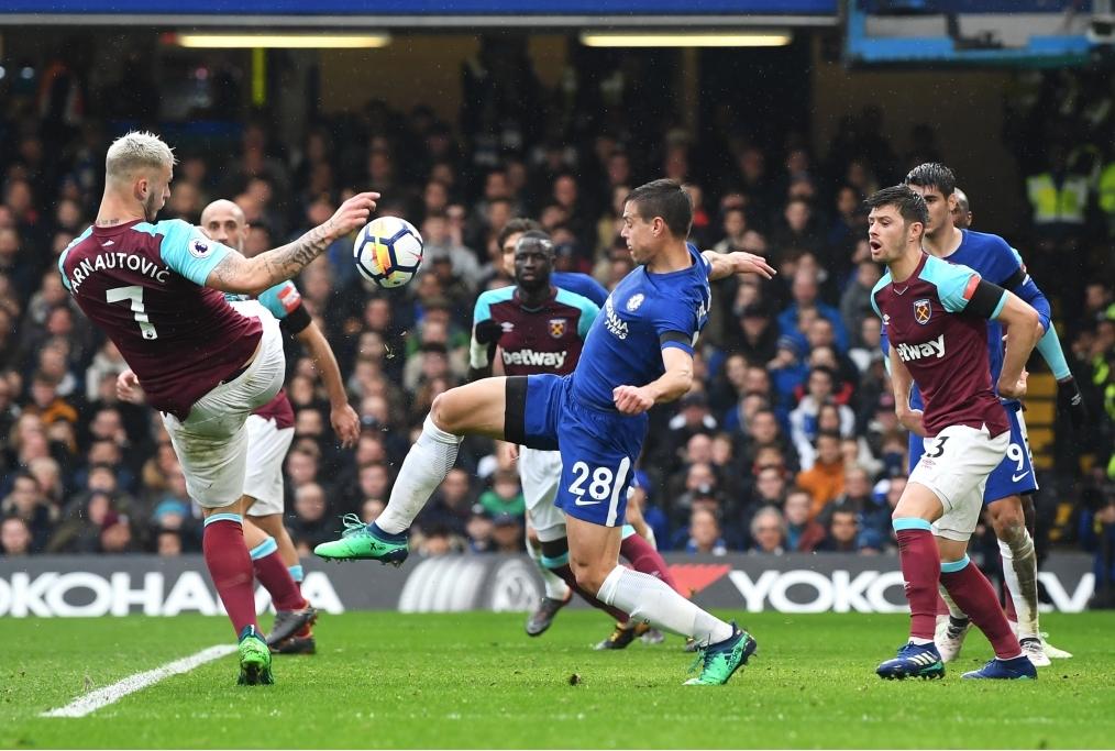 Chelsea v West Ham United - Premier Leag