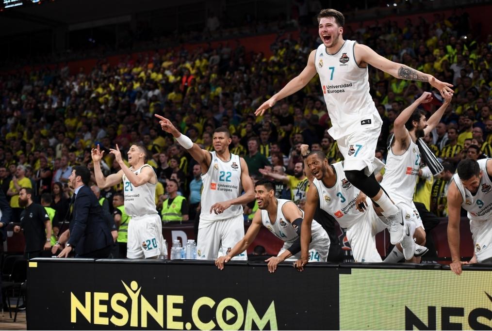 Championship Game Real Madrid v Fenerbah