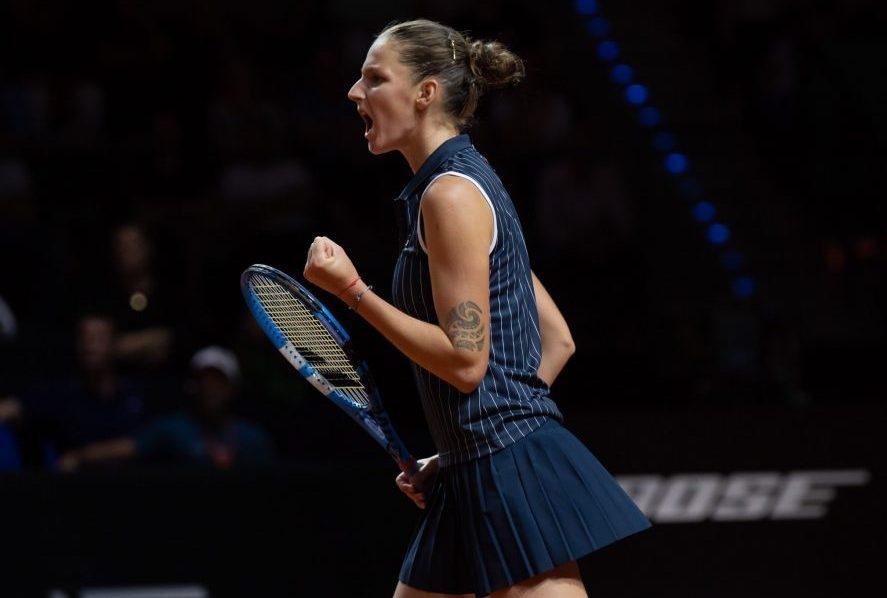 Pliskova WTA Stoccarda 2018