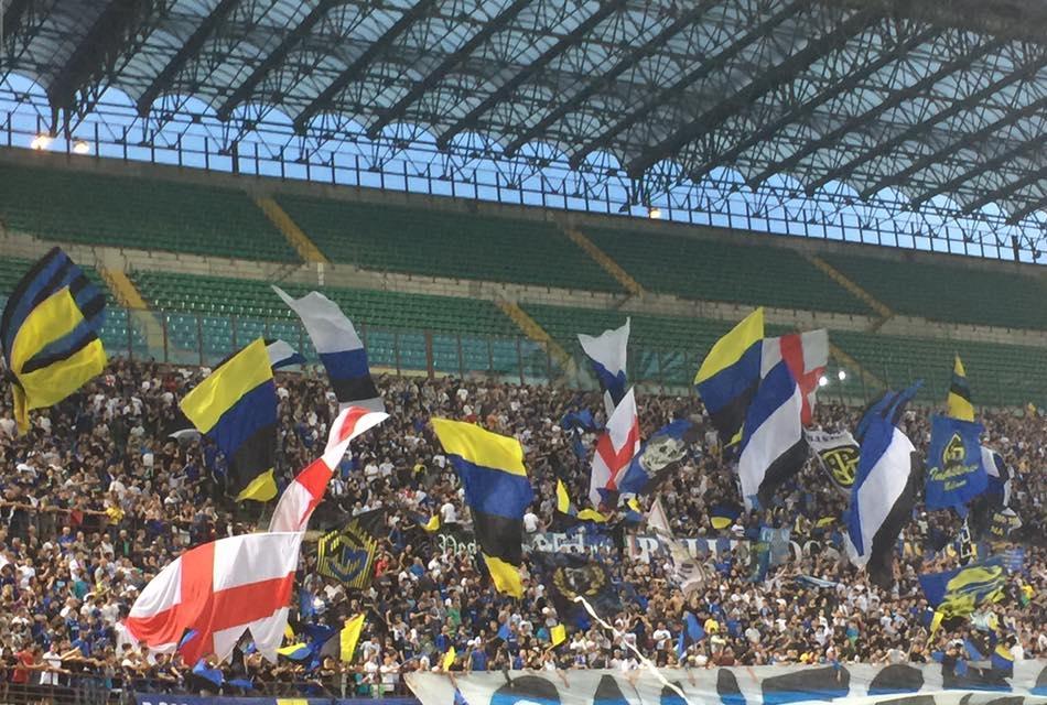 Tifosi Inter-Sassuolo