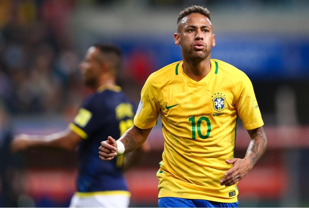 Brazil v Ecuador - 2018 FIFA World Cup R