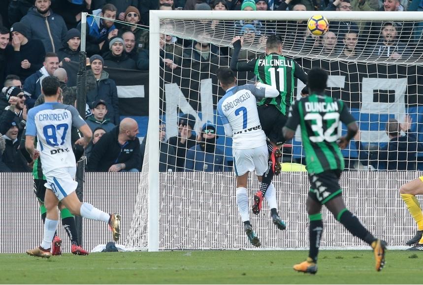 US Sassuolo v FC Internazionale - Serie