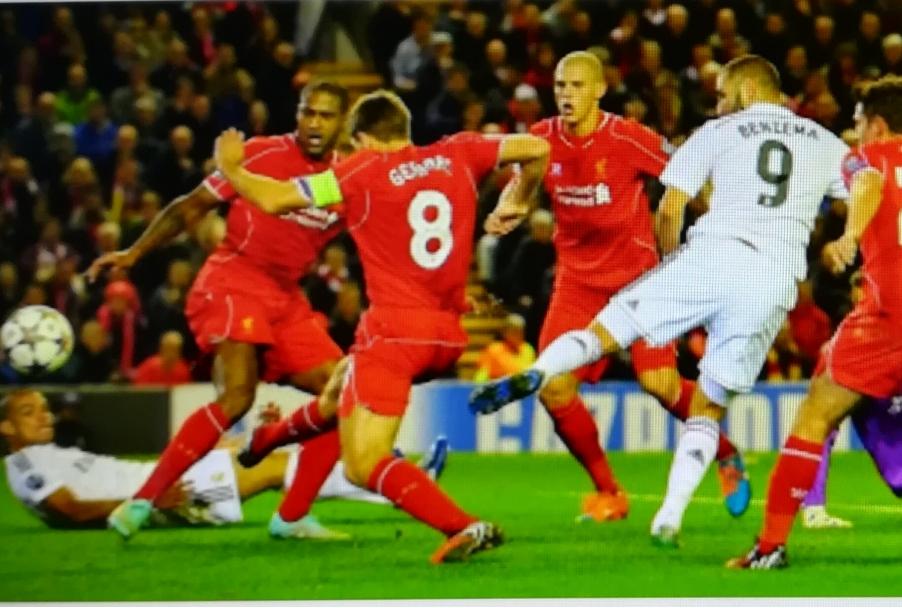 Liverpool va marsigliesi