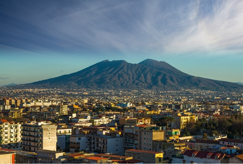 Napoli sotto il Vesuvio