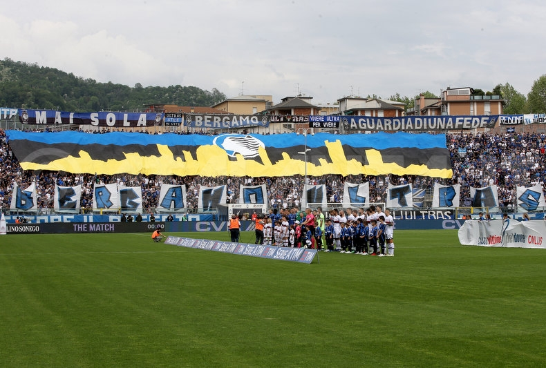 Serie A TIM 2017-18 giornata 35atalanta