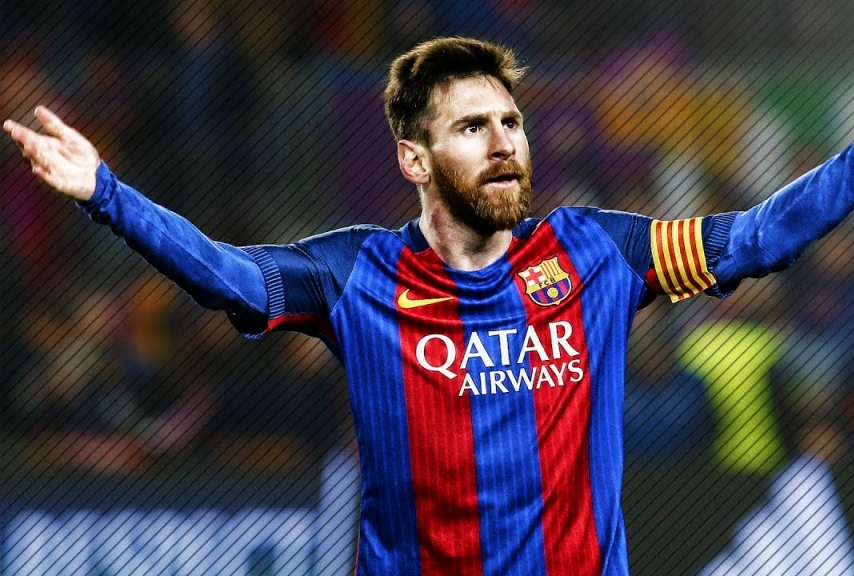 Lionel Messi 30 enne stella del Barcell