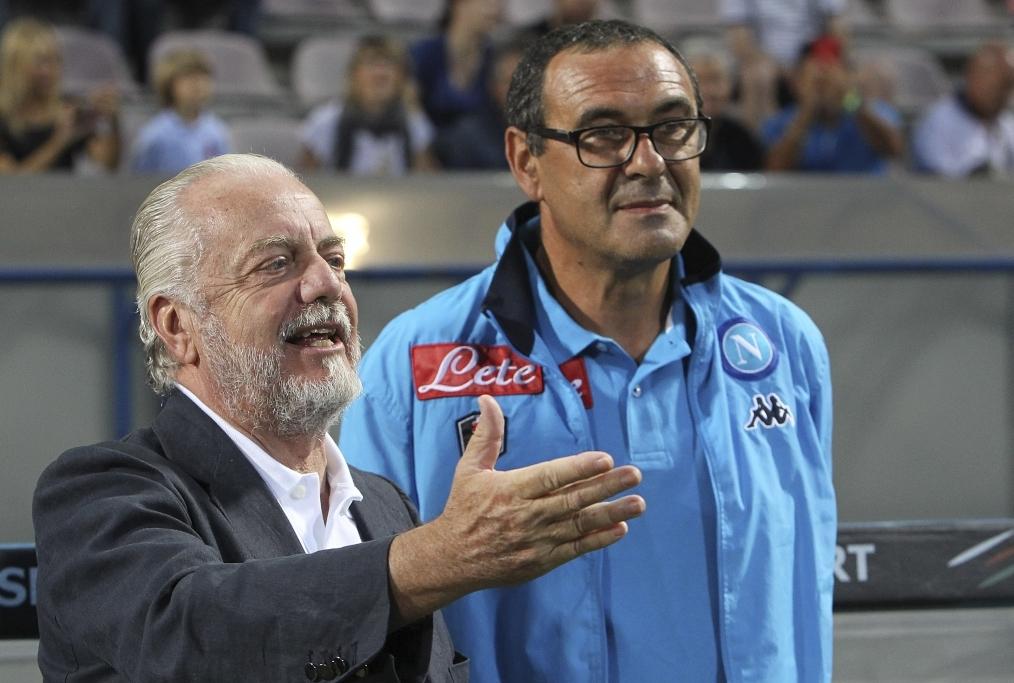 US Sassuolo Calcio v SSC Napoli - Serie