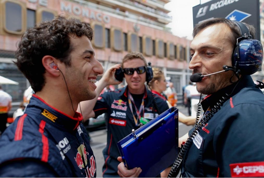 Monaco F1 Grand Prix - Race Winner