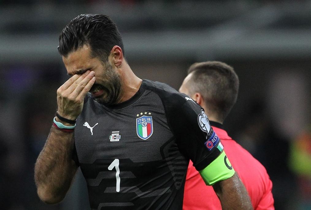 Italy v Sweden - FIFA 2018 World Cup Qua