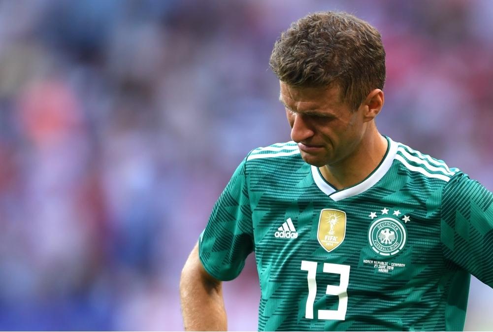 Korea Republic v Germany Group F - 2018