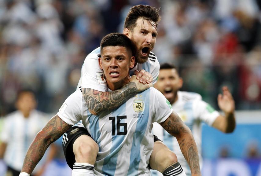 Argentina vs Nigeria - Mondiali Russia 2