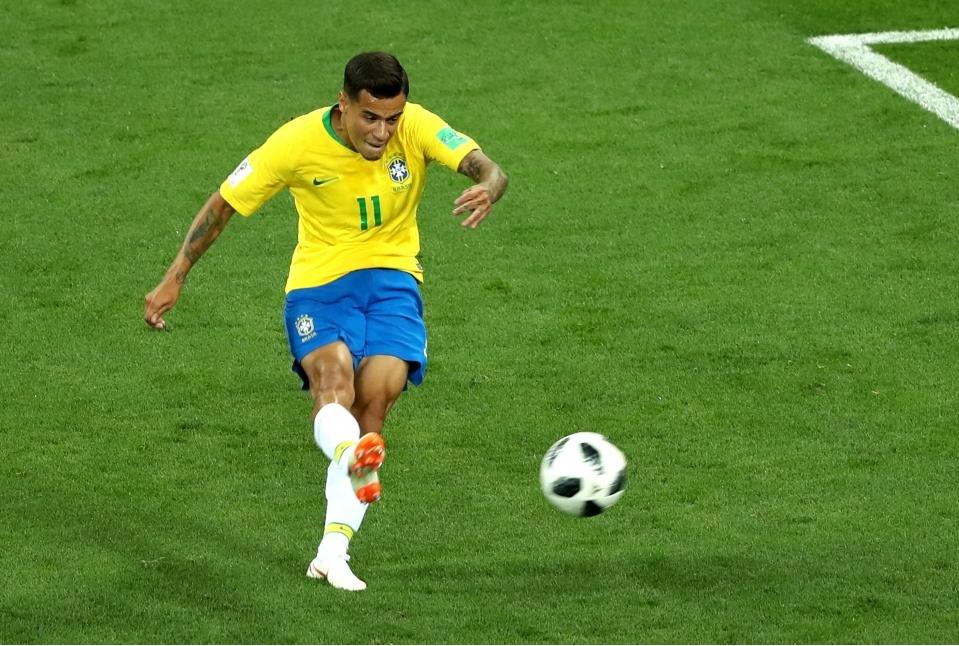 Brazil v Switzerland Group E - 2018 FIFA