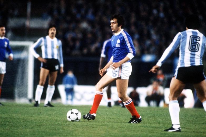 Argentina Francia 1978
