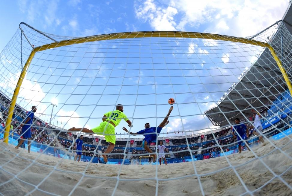 Beach Soccer - Day 15 Baku 2015 - 1st Eu