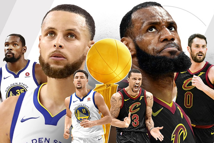 Warriors-Cleveland