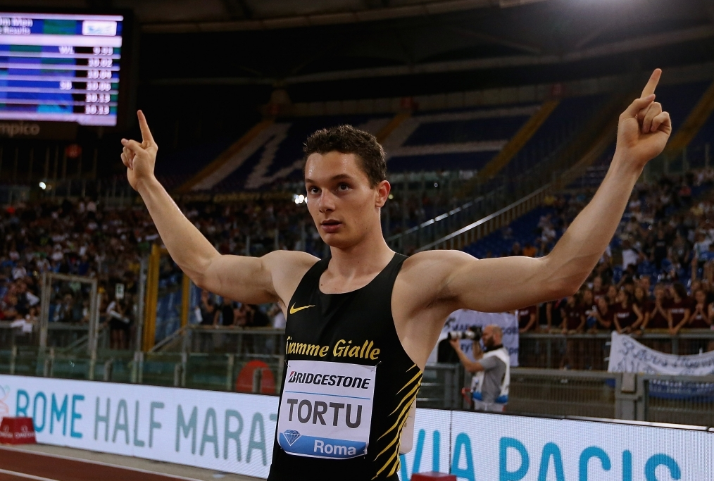 IAAF Golden Gala Pietro Mennea In Rome