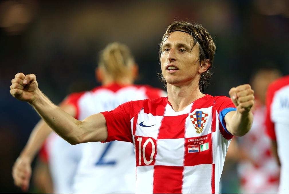 Croatia v Nigeria Group D - 2018 FIFA Wo