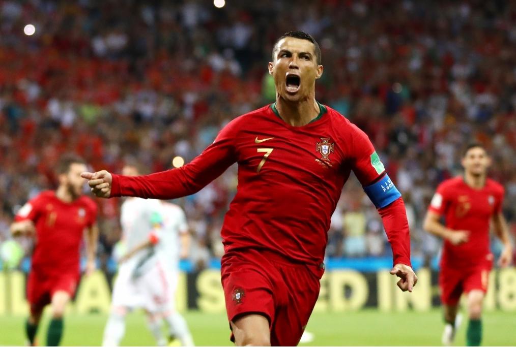 Portugal v Spain Group B - 2018 FIFA Wor