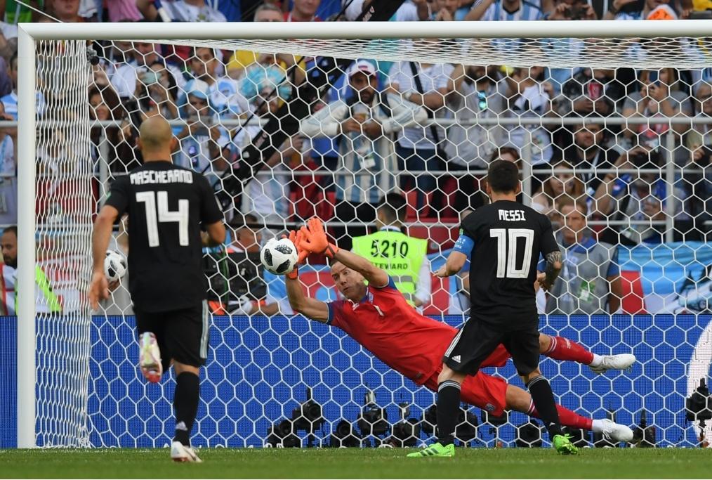 Argentina v Iceland Group D - 2018 FIFA
