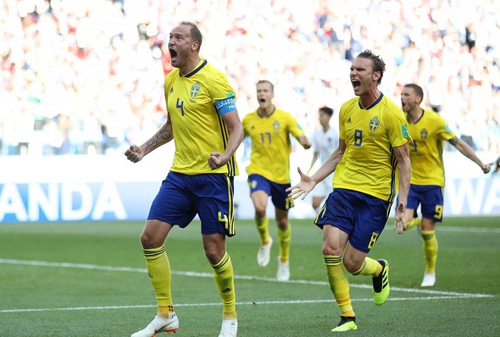 Sweden v Korea Republic Group F - 2018 F