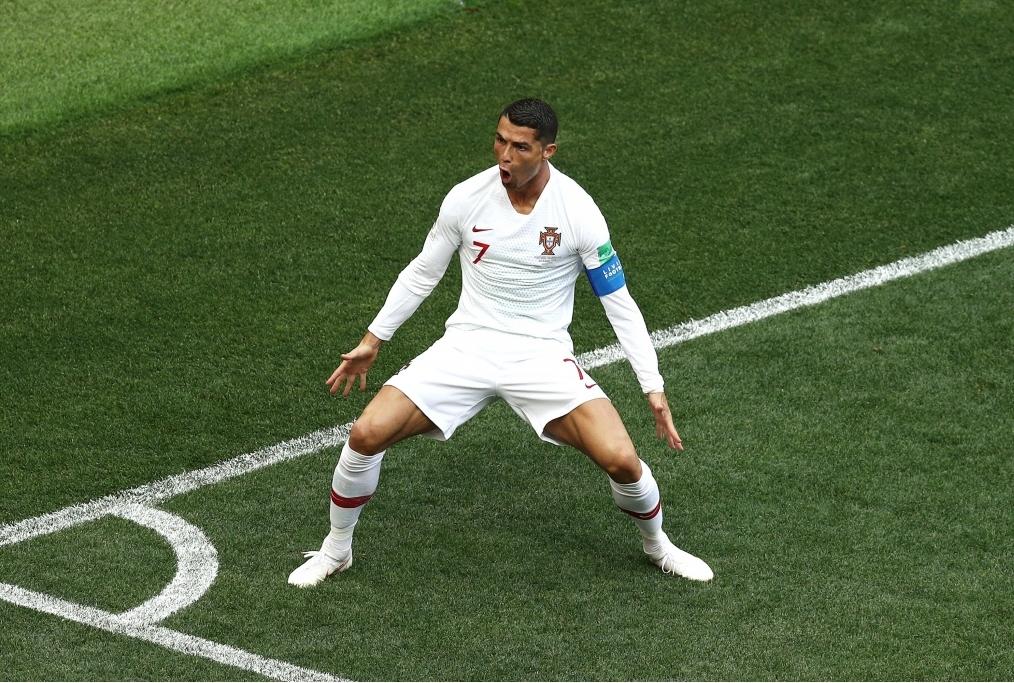 Portugal v Morocco Group B - 2018 FIFA W